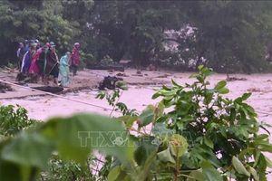 Nguy cơ lũ quét, sạt lở đất tại các tỉnh miền núi phía Bắc, Thanh Hóa và Nghệ An