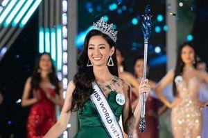 Mẹ tân Hoa hậu Thế giới Việt Nam: 'Gia đình không ủng hộ Thùy Linh tham gia cuộc thi nhan sắc'