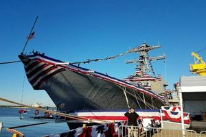 Số lượng khu trục hạm Arleigh Burke Mỹ gia tăng chóng mặt, hướng tới con số 100
