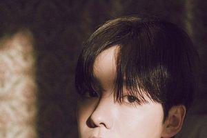 Gần ngày solo debut, Jinwoo (WINNER) tiếp tục 'nhá hàng' teaser poster khẳng định đẳng cấp visual quốc dân