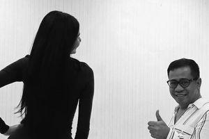 Hoàng Thùy tập catwalk cùng bậc thầy Philippines, chuẩn bị 'càn quét' sàn diễn Miss Universe 2019