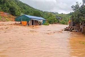 Sơn La: Nhiều điểm sạt lở do mưa lũ