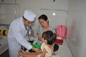 Số ca mắc sốt xuất huyết tăng đột biến ở Long An