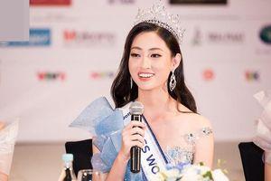 Tân hoa hậu lý giải việc khóa facebook trước đêm chung kết Miss World Việt Nam