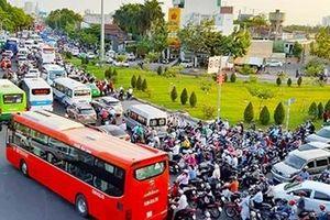 Chưa nói được tính khả thi quanh đề xuất thu phí ôtô vào trung tâm TP Hồ Chí Minh