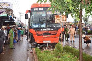 Tạm giữ tài xế xe khách gây tai nạn làm 5 người thương vong