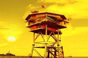 Bãi Tư Chính và tầm nhìn chiến lược xây dựng nhà giàn DK1