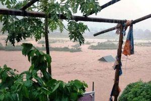 Vẫn chưa tiếp cận được vị trí 12 người mất tích tại Thanh Hóa