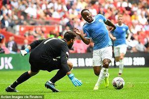 Thắng kịch tính Liverpool trong loạt luân lưu 11m, Man City giành siêu cúp Anh