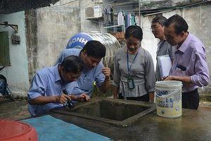 Hà Nội sẽ lập các đội đặc nhiệm chống sốt xuất huyết ở 14 quận/ huyện