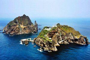 Hàn Quốc sắp tập trận gần quần đảo tranh chấp với Nhật Bản