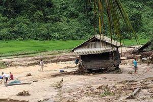 Hoàn lưu bão Wipha làm 20 người chết và mất tích, gây thiệt hại hàng trăm tỷ đồng