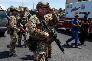 Liên tục các vụ xả súng đẫm máu ở Mỹ