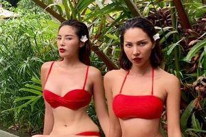 Kỳ Duyên và Minh Triệu thường xuyên đăng ảnh đôi, nói lời thân mật