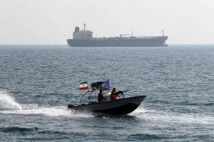 Iran công bố video bắt tàu dầu nước ngoài ở vịnh Ba Tư