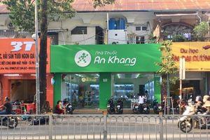 Nhà thuốc An Khang của Thế giới Di động đang thua lỗ