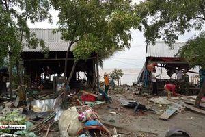 Kiên Giang: Mưa dông làm 194 căn nhà bị hư hỏng, thiệt hại 8,9 tỷ đồng