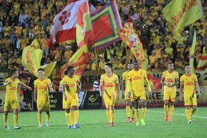 Nam Định trên đường tìm lại niềm tin của khán giả