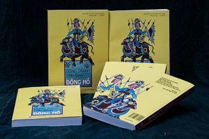 Ra mắt sách tư liệu về tranh Ðông Hồ