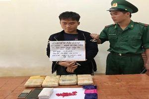 Sơn La thu giữ 23 nghìn viên ma túy tổng hợp