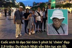 Dân mạng phẫn nộ với xích lô Sài Gòn 'chém' 2,9 triệu đồng du khách Nhật