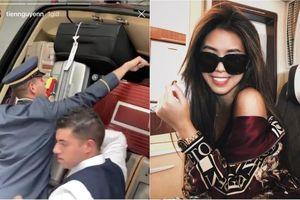 Đệ nhất ái nữ nhà giàu Việt đi chơi mang 16 vali, check-in sương sương cả châu Âu