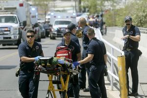 Mỹ coi vụ xả súng tại Texas là khủng bố trong nước, các cơ quan chính phủ treo cờ rủ trong 5 ngày
