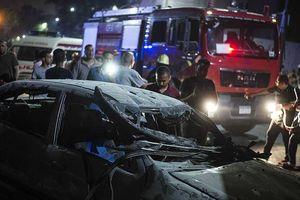 Nổ lớn tại thủ đô của Ai Cập, ít nhất 17 người chết