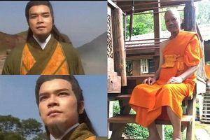 Sau nhiều trắc trở cuộc đời, diễn viên 'Anh hùng xạ điêu' đi tu ở Thái Lan