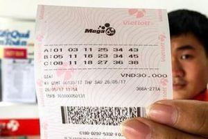 Xổ số Vietlott: 16 người hụt giải Jackpot hơn 25 tỷ đồng ngày hôm qua