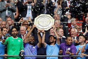 Hạ Liverpool trên chấm 11m, Manchester City giành Siêu cúp Anh