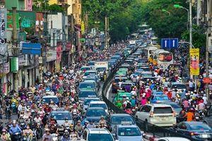 Việt Nam đứng thứ 4 thế giới về lượng xe máy tiêu thụ