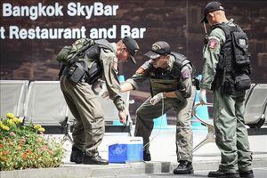 Truy lùng trên 10 nghi can liên quan đến vụ nổ ở Bangkok, Thái Lan