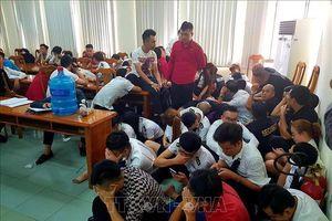 Khởi tố chủ Vũ trường 030X8 ở Quận 1, TP Hồ Chí Minh