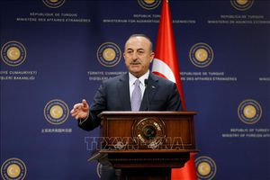 Thổ Nhĩ Kỳ muốn mở rộng quan hệ ngoại giao tại châu Á