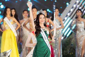 Hoa hậu Lương Thùy Linh lên tiếng thanh minh tin đồn mua giải do có mẹ là giám đốc kho bạc Cao Bằng