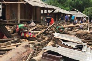 Huyện Viêng Xay (Lào) đề xuất tìm kiếm 7 người mất tích do mưa lũ