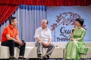 'Lưu Quang Vũ là một phần của cuộc đời tôi'