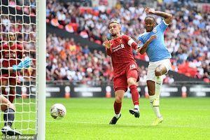 Hạ gục 'Quỷ đỏ vùng Merseyside' trong loạt đấu penalty cân não, Man xanh vô địch Siêu cúp Anh