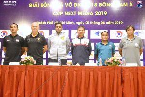 Chung bảng với Thái Lan, HLV Hoàng Anh Tuấn xác định 'Việt Nam đá để học hỏi'