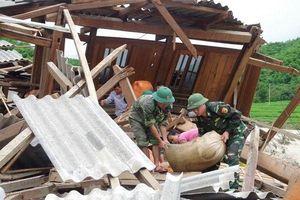 Tìm thấy thi thể 1 người phụ nữ mất tích sau trận lũ kinh hoàng ở bản Sa Ná - Thanh Hóa