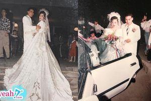 Khoe ảnh cưới của bố mẹ nhưng khiến CĐM trầm trồ vì đám cưới nhà siêu giàu thời bao cấp