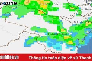 Nhiều nơi trên địa bàn tỉnh vẫn còn mưa, tiếp tục đề phòng lũ quét và sạt lở