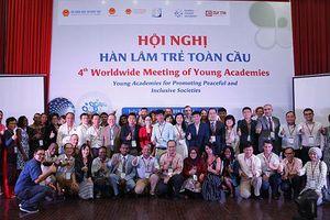 Cầu nối đưa nền khoa học của Việt Nam gần hơn với thế giới