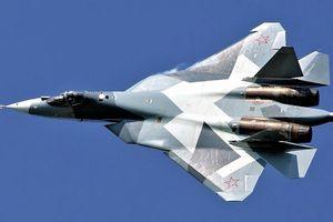 Tiêm kích tàng hình 'diệt mọi mục tiêu' Su-57