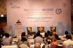 FrieslandCampina phối hợp cùng Hội Nhi Khoa Việt Nam tổ chức Hội nghị khoa học quốc tế