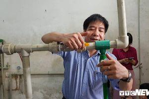 Phục dựng hệ thống cấp nước RO, hé lộ chứng cứ mới vụ tai biến chạy thận ở Hòa Bình