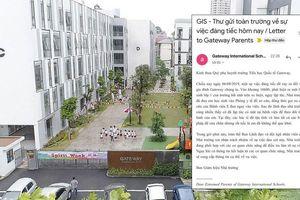 BGH trường Gateway trong TCBC chính thức: Nhận trách nhiệm nhưng 'quên' xin lỗi sau vụ bé lớp 1 tử vong vì bị bỏ quên trên xe bus?