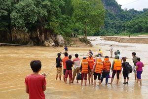Trận lũ kinh hoàng tại Quan Sơn (Thanh Hóa): Nguyên nhân do bung vỡ 'bom nước'