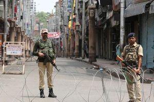 Biên giới Pakistan-Ấn Độ lại nóng nguy hiểm